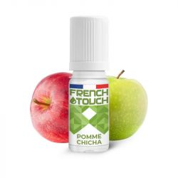 E-liquide French Touch Pomme Chicha