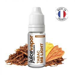 E-Liquide TABAC MB-LIGHT - JUICE VAPOR