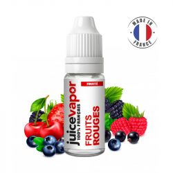 E-Liquide FRUITS ROUGES - JUICE VAPOR