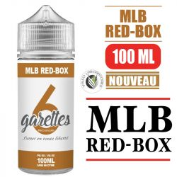 E-liquide MLB RED-BOX - VALEO 100 ML