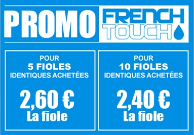 e-liquide FRENCH TOUCH pas cher